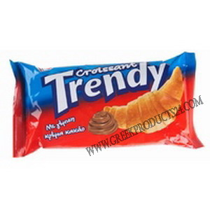 Croisant Trendy With Cocoa Cream 70gr.