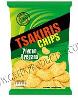 Tsakiris Chips Oregano 100 gr.