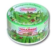 Okras baked in oil onassis 280 gr