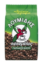Greek coffee Loumidis papagalos prasinos  100 gr.