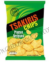Tsakiris Chips Oregano 100 gr.