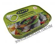 TRATA Sardines in olive oil  100gr
