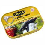 Greek Sardines Trata in vegitable oil 100gr